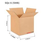 Square Box 6 SWB