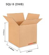 Square Box 8 DWB