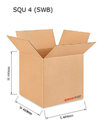 Square Box 4 SWB