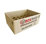 Moving Glass Box  | GLASS-BOX-1