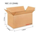 Rectangle Box 15 SWB