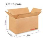 Rectangle Box 17 DWB