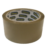 Moving Sellotape Buff Tape