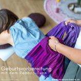 Geburtsvorbereitung mit dem Rebozo-Tuch