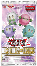 """Brothers of Legend """"Display"""""""