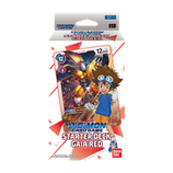 Digimon Card Game - Starter Deck Gaia Red ST-1