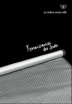 "Broschüre ""Renaissance der Seide"""