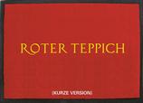 """Fußmatte """"Roter Teppich"""" von Rannenberg"""