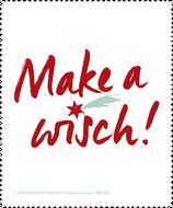 """Brillenputztuch """"Make a wisch"""""""