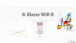 Wirtschafts- und Rechtslehre (WiR) an Realschulen in Bayern