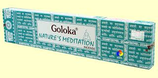 """INCIENSO GOLOKA NATURE´S """"MEDITACIÓN"""""""