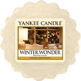 Winter Wonder, Wax Melt, Tart, Yankee Candle