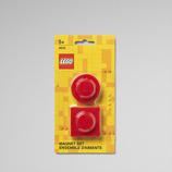 LEGO Magneet rood