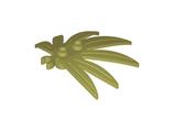 5x Palmblad 6x5 Olijf Groen