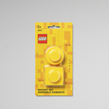 LEGO Magneet set geel