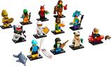 Minifiguren serie 21  complete serie van 12 figuren