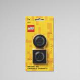 LEGO magneet set zwart