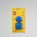 LEGO Magneet set blauw