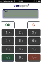 TedLink - virtuelles Abstimmgerät (temporäre Gerätelizenz)