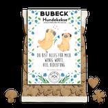 Bubeck Hundekekse Ente & Süßkartoffel Mr. & Mrs. Panda 210g