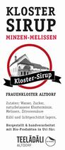 Klostersirup
