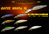 HUNTER MINNOW 70