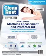 Matratzenschutzbezug CleanRest Hotel Kit