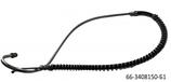 66-3408150-Б1  Druckschlauch Servopumpe GAZ 66. Servo line Hose power steering GAS 66. Шланг нагнетательный гидроусилителя руля в сборе ГАЗ 66.