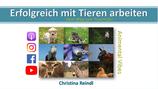 """Webinaraufzeichnung """"Erfolgreich mit Tieren arbeiten - dein Weg zum Traumjob"""""""