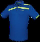 Tibhar Shirt Stripe blau/grün