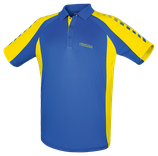 Tibhar Shirt Arrows blau/gelb