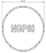 Abdeckkappe NGP®60