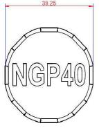 Abdeckkappe NGP®40