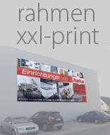 Bannerlift, Bannerrahmen, Montagerahmen