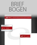 Exclusive Briefbogen für erstklassiges Clientel.