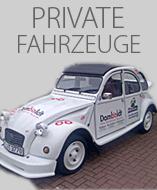 PromoPaket 6: Fahrzeuge als Werbeträger