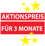 "3 Monats- Rolly-Standart-Paketpreis ""all in"""