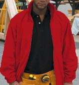 FleeceJacke, kuschelwarm und solide, ideal für Monteure oder für Promotion, warm und flauschig! Größen XS bis XL ohne Aufpreise!