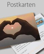 Postkarten in diversen Größen