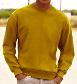 Sweat-Shirt, Langarm, solide Markenqualität, in Farbe nach Wunsch Größen XS bis XL ohne Aufpreise!