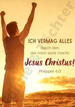Poster Philipper 4,13