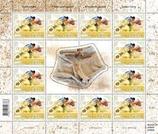 10 Bogen à 12 x 1.00 A-POST 'Schwingen 16'