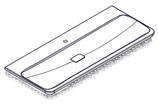 Lanzet M9 - Mineralguss Waschtisch 97,5cm - LED-Beleuchtung