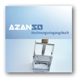AZANSO Rechnungseingangsbuch