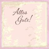 "Postkarte ""Alles Gute!"""