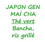 JAPON GEN MAI CHA 100 G