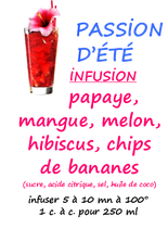 PASSION D'ETE 100 G