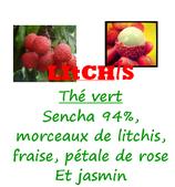 LITCHIS 100 G