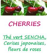 CHERRIES 100 G
