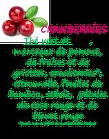 CRANBERRIES 100 G